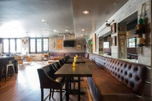 Sweeney's Ale House -  Restaurant Design