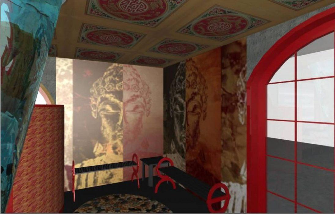 Chus Chinese Restaurant Design - Ojai CA