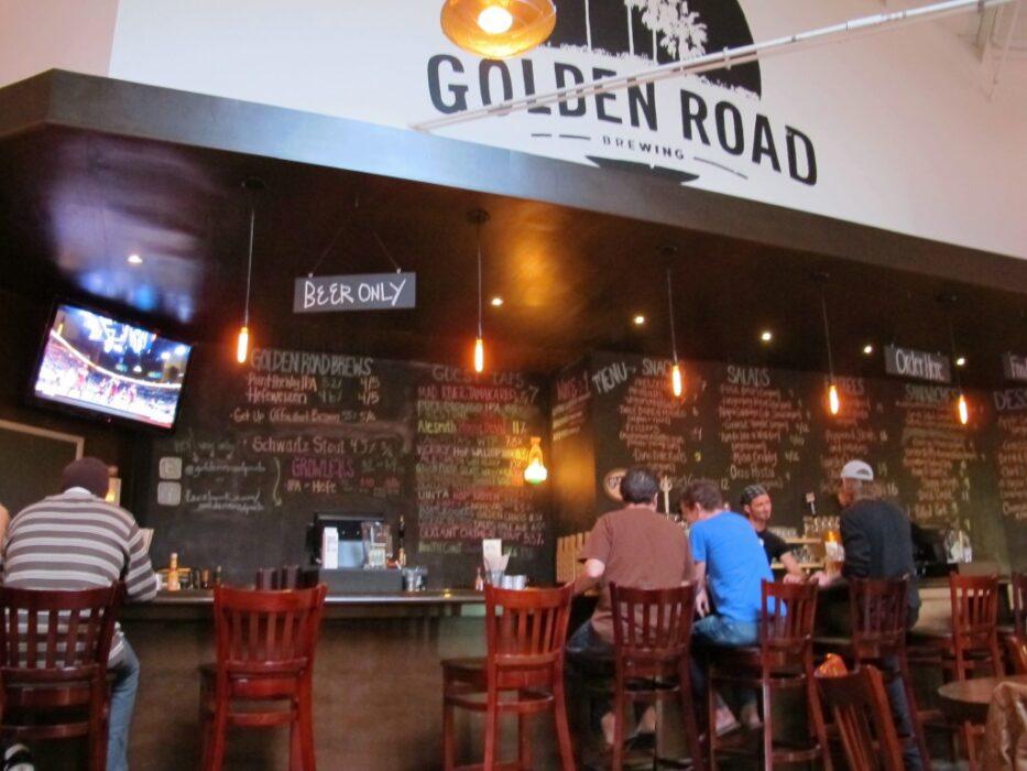 Golden Road Brewery & Pub - Los Angeles, CA