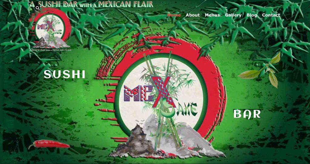 Mexsake Website