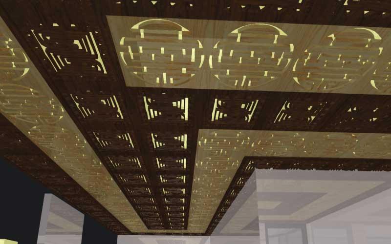 Bar-Ceiling
